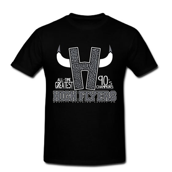 Image of ChiFlyers Tee