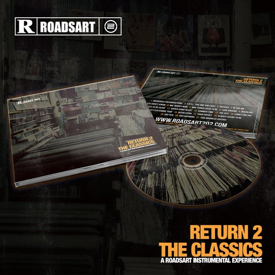 "Image of RoadsArt- Return 2 The Classics ""CD"""