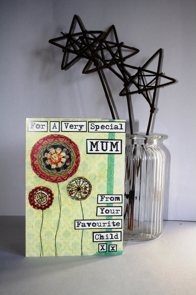 Image of For a Special Mum From you favourite child