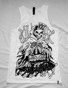 Image of Killer X Chivalry Singlet