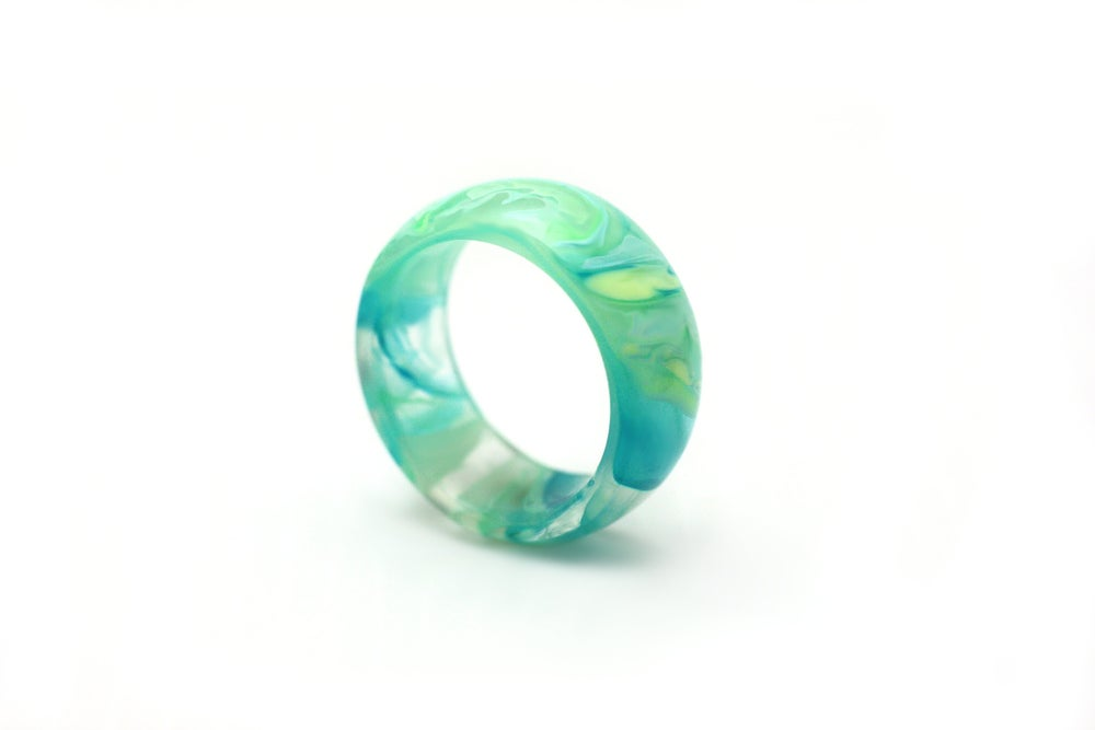 Image of Turquoise Toned Ring