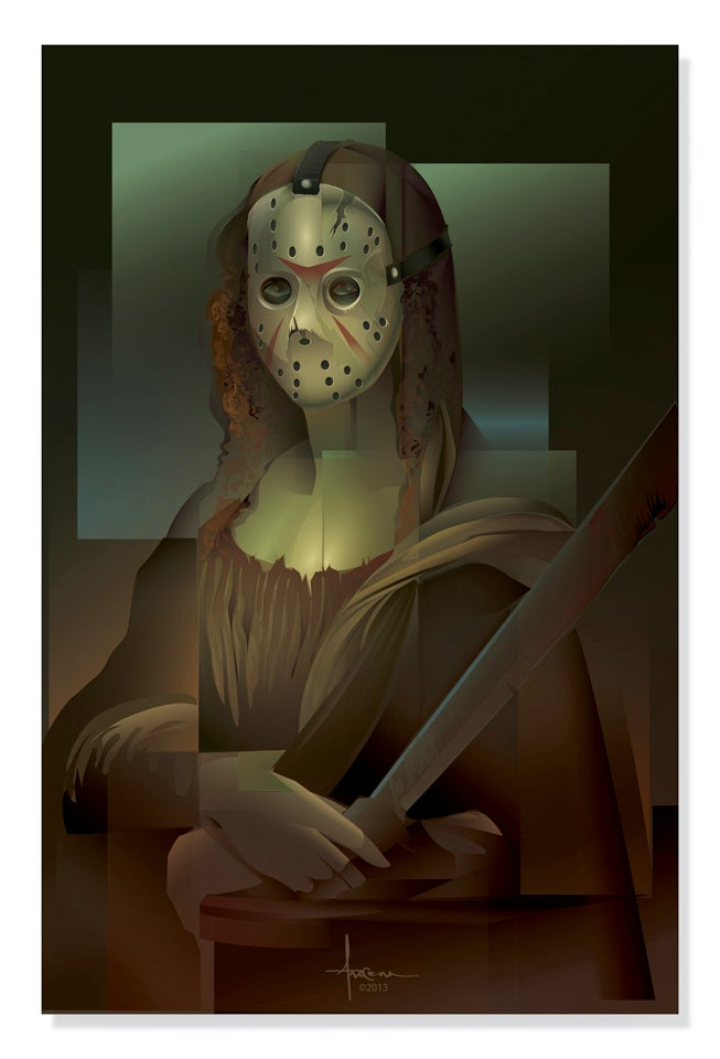 Image of 3 Fates of Mona: Jason Voorhees