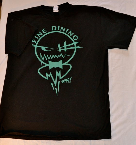 Image of Mens Fine Dining #1 Tees