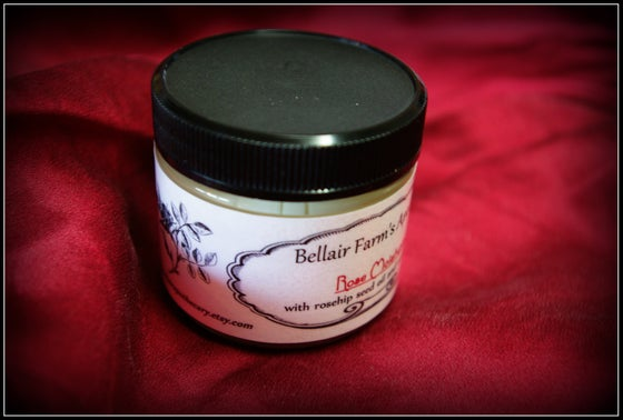 Image of Natural Moisturizing Cream, Available in Rose, Lavender, Peppermint, or Jasmine.