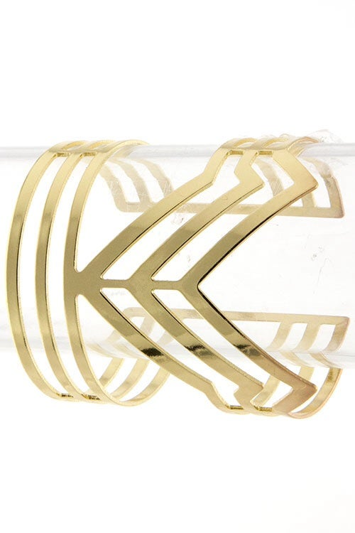 Image of Geo Cuff Bracelet