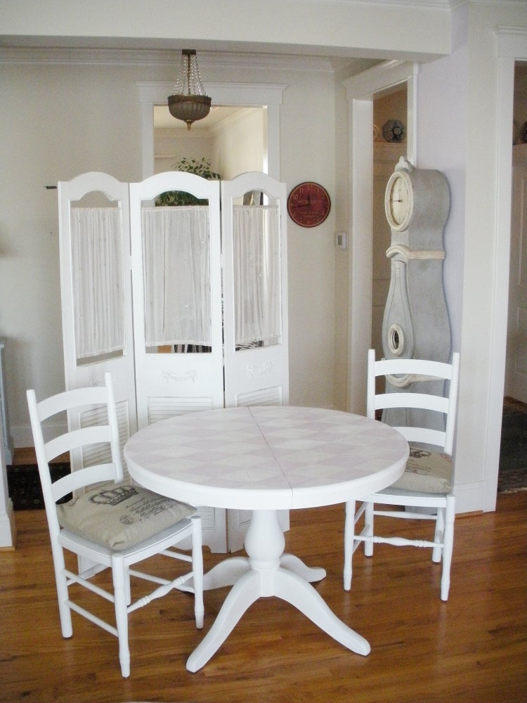 Image of Harlequin Table & Chairs