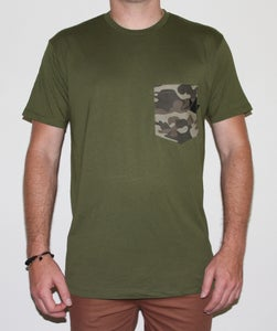 Image of Guerilla - Pocket tee
