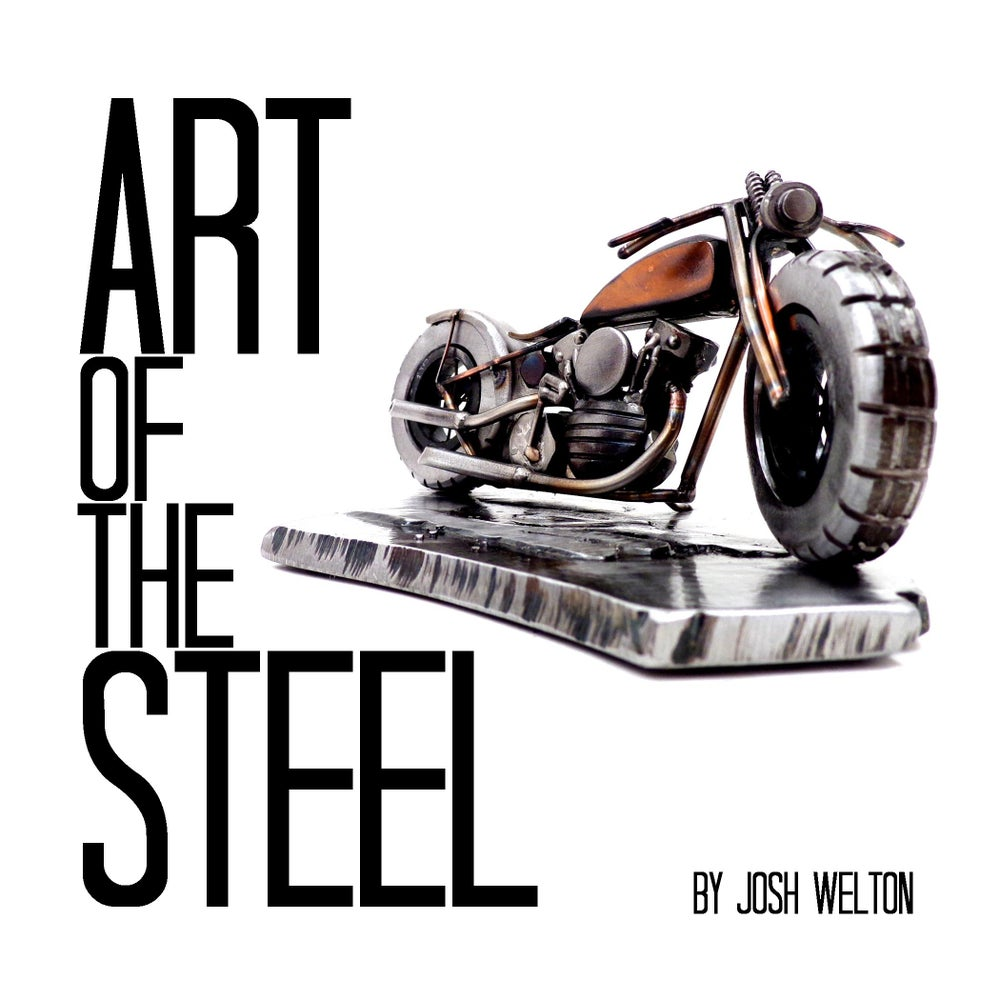 """Image of """"Art of the Steel"""" Book"""