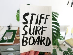 Image of Stiff Surfboard