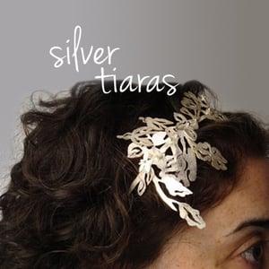 Image of Silver Tiara