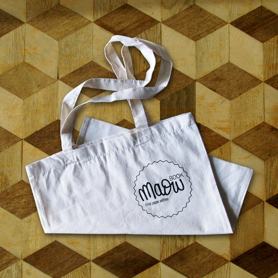 Image of TOTE BAG #1