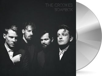 Image of The Crookes - Soapbox CD