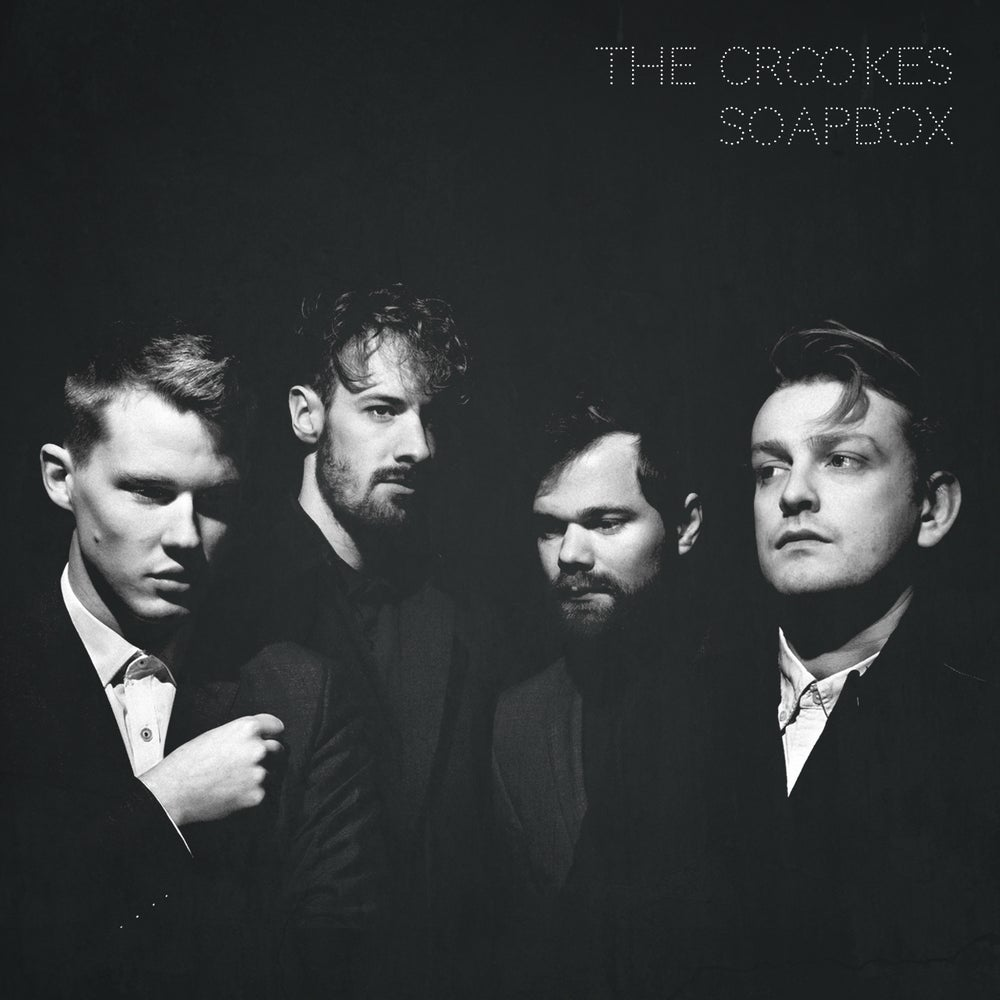 The Crookes - Soapbox CD