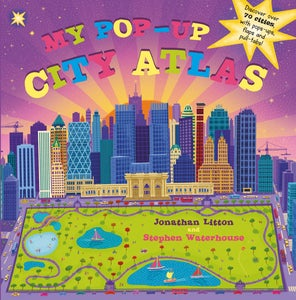 Image of 'My Pop-Up Cities Atlas'