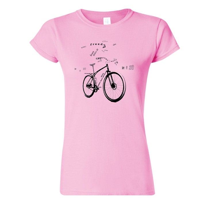 Image of Wordbike - womens
