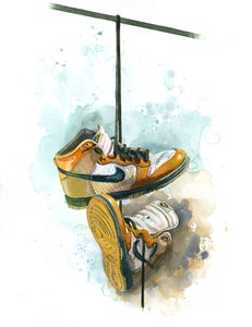 Image of Hanging Dunks