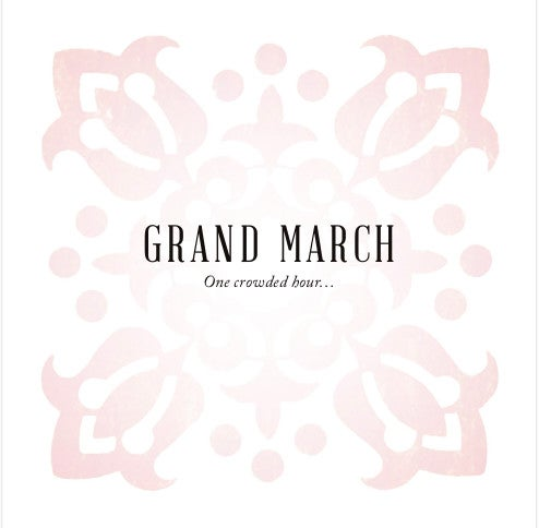 Image of Grand March - One Crowded Hour...