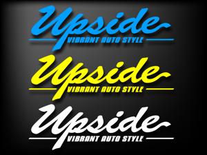 Image of Upside Flagship Sticker - 3pk