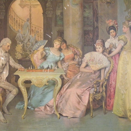 Image of The Chess Game