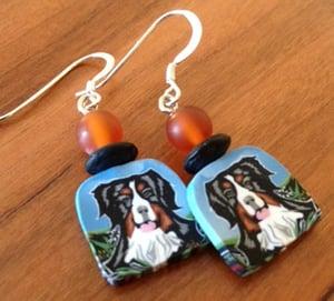 Image of Bead earrings