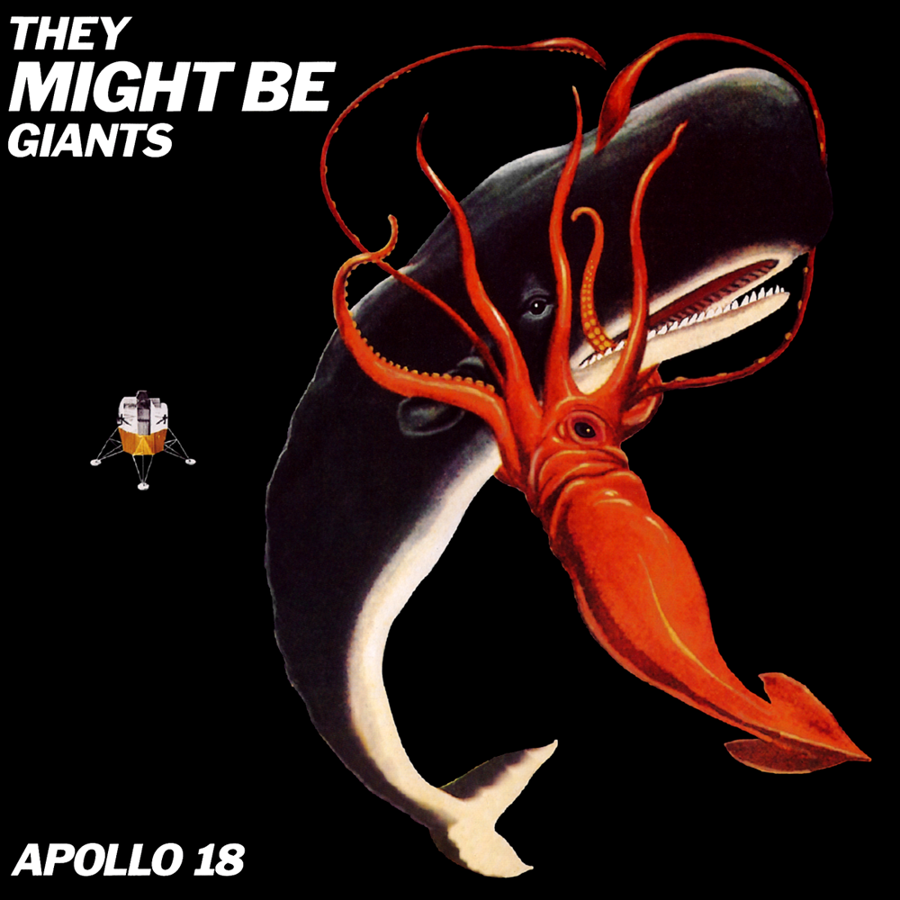 Asbestos Records They Might Be Giants Apollo 18 Lp