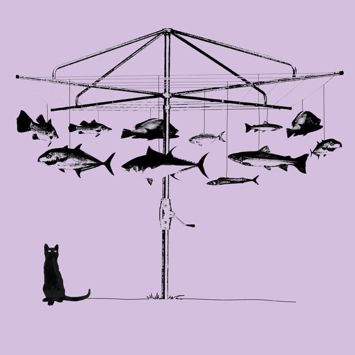 Image of Backyard fishing - womens