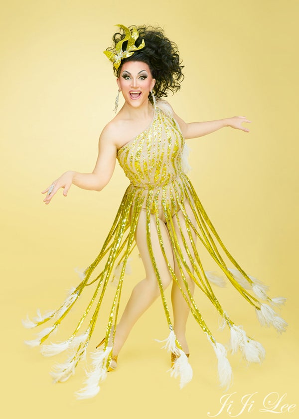 "Image of BenDeLaCreme 8"" x 10"" - Signed"