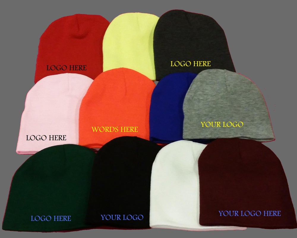 e1d2ca3b2a429 personalized beanie!with your text!