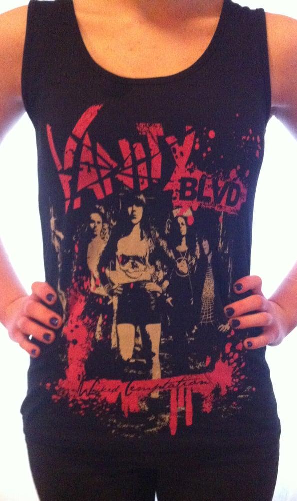 Image of Tanktop Wicked Temptation- Ladies