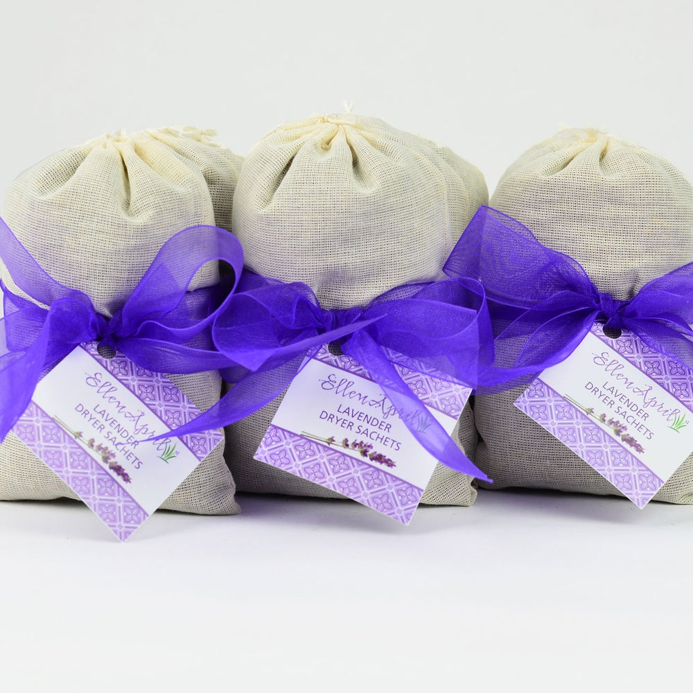 Image of Lavender Dryer Sachets