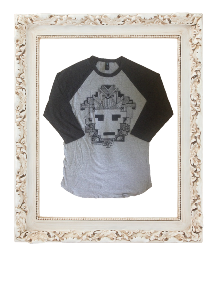 Image of Occupants Baseball Tee