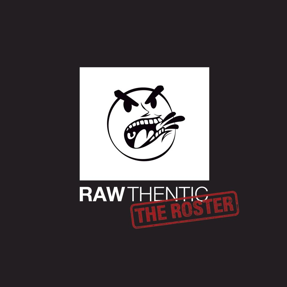 Image of The Rawthentic Roster - Compilation