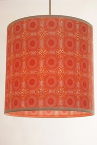 Image of Lense Orange 10'' Tube Shade