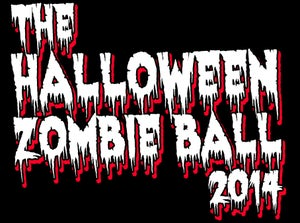 Image of Halloween Zombie Ball 2014 on sale soon