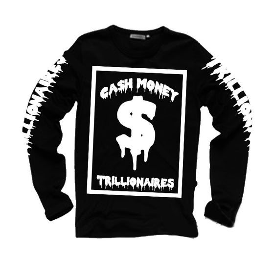 Image of Cash Money Trillionaires L/S