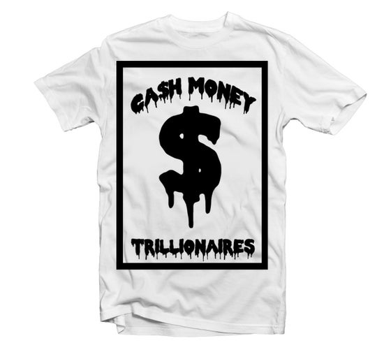 Image of Cash Money Trillionaires S/S