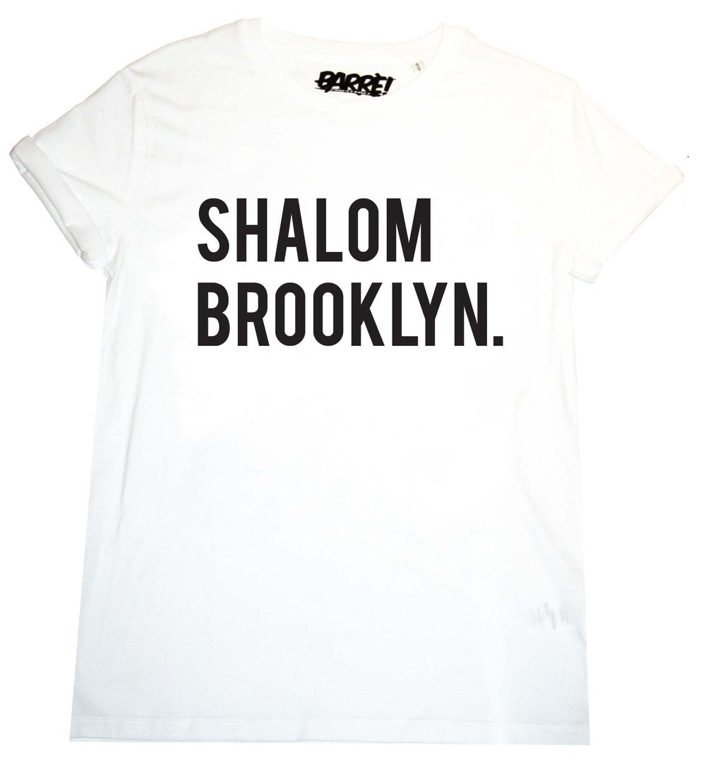 Image of SHALOM BROOKLYN WHT