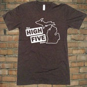 Image of The High Five State Unisex Tee