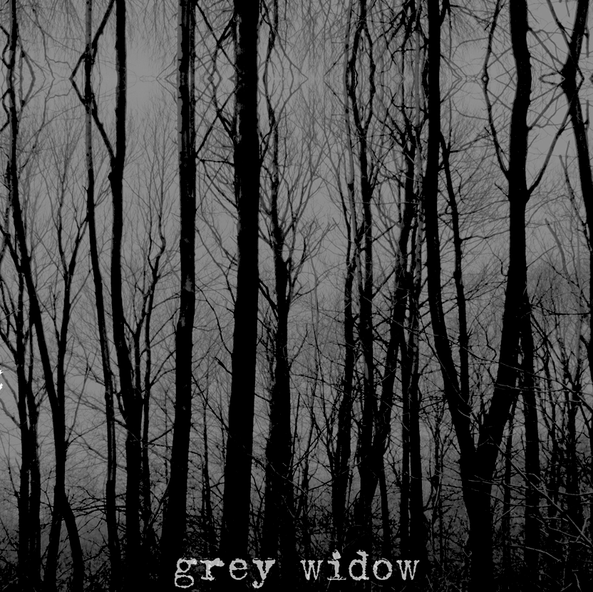 "Image of Grey Widow CD Digipak ""I"""