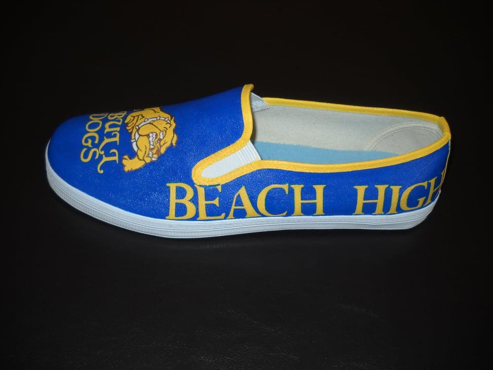 """Beach High Sneakers"""
