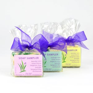 Image of Soap Sampler