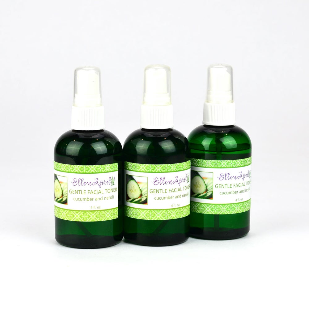 Image of Cucumber & Neroli Facial Toner