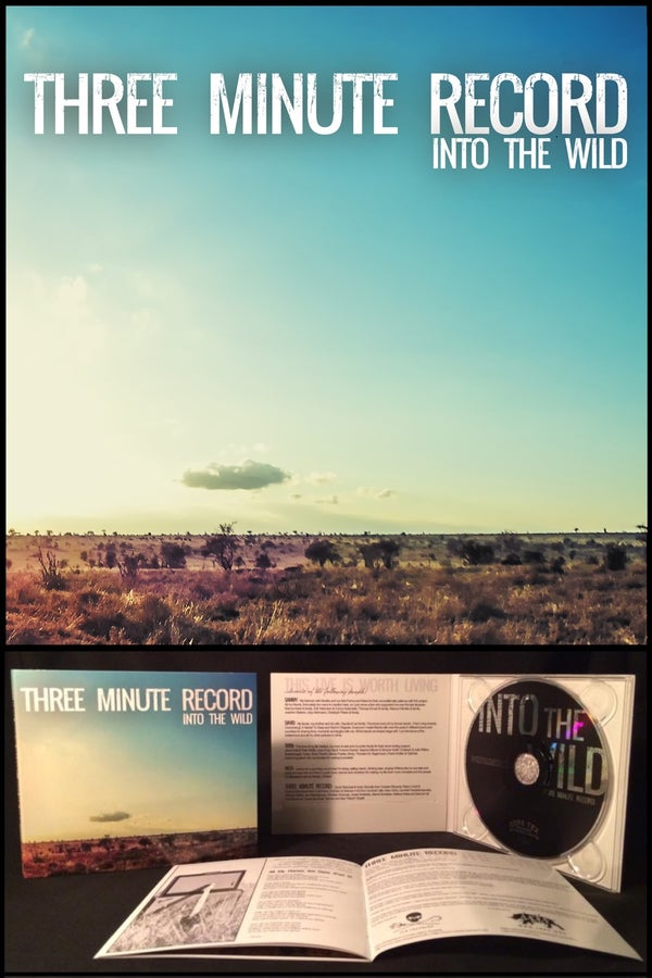 "Image of ALBUM ""Into The Wild"" CD / VINYL"