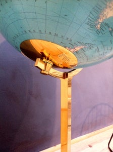Image of Floor-Standing Globe by Columbus