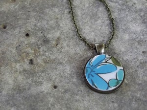 Image of Aqua Dream Necklace