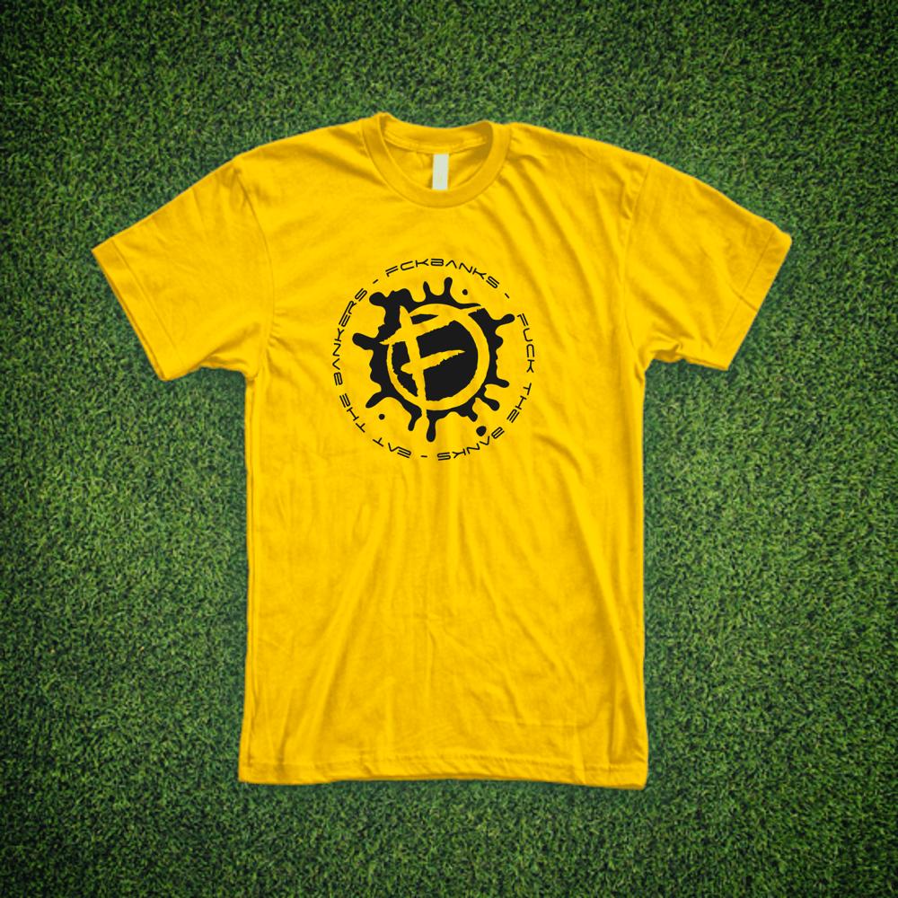 Image of The Dealcrusher Astonishing Yellow Tee