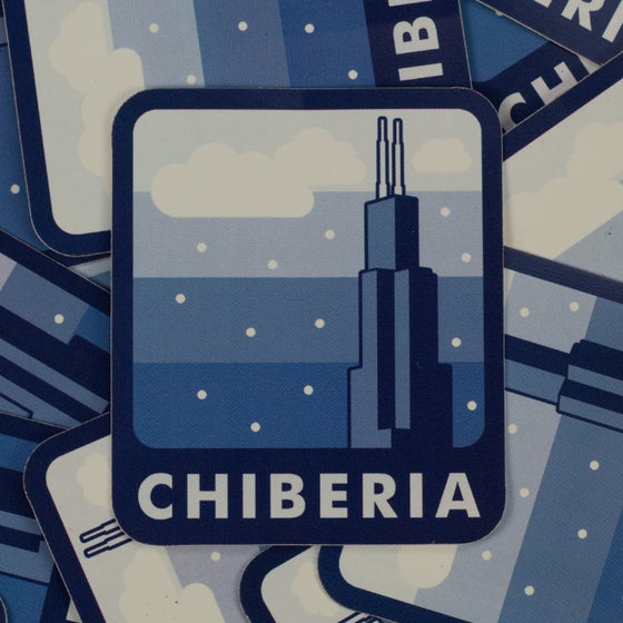 Image of Chibera Sticker