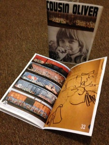 Image of Cousin Oliver Issue 2