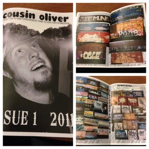 Image of Cousin Oliver Issue 1
