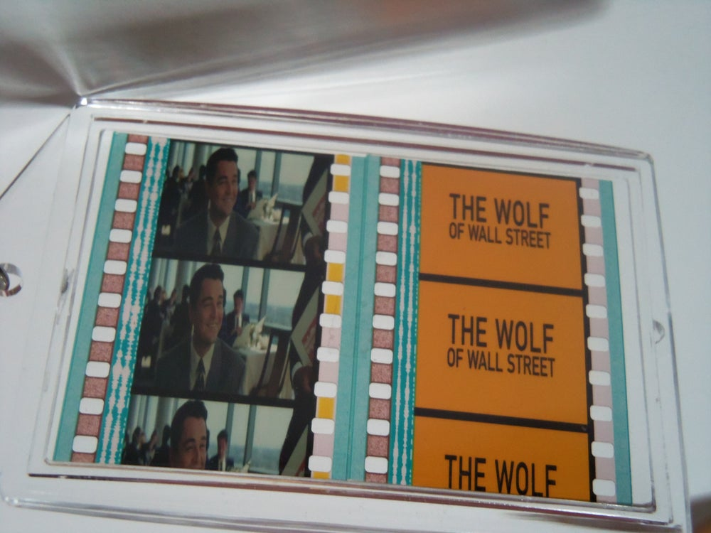 Image of Film Clip KeyChain